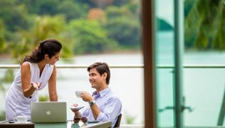 Half - day meeting package available at Crowne Plaza® Phuket Panwa Beach