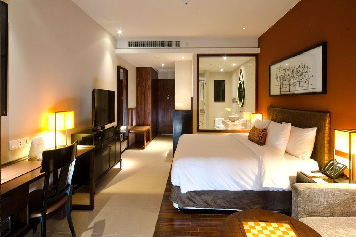 Classic Room at Crowne Plaza® Phuket Panwa Beach