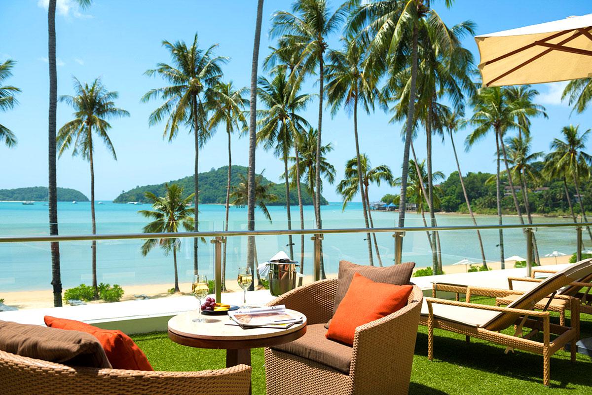 Grand Andaman Seaview Terrace at Crowne Plaza® Phuket Panwa Beach