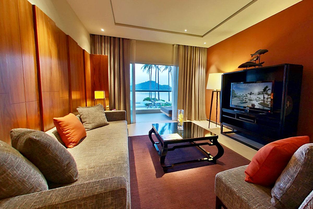 Grand Andaman Seaview Family Suites at Crowne Plaza® Phuket Panwa Beach