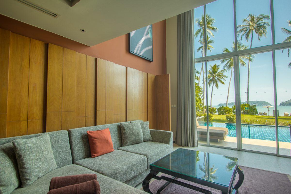 Panwa Duplex Lagoon Suites at Crowne Plaza® Phuket Panwa Beach
