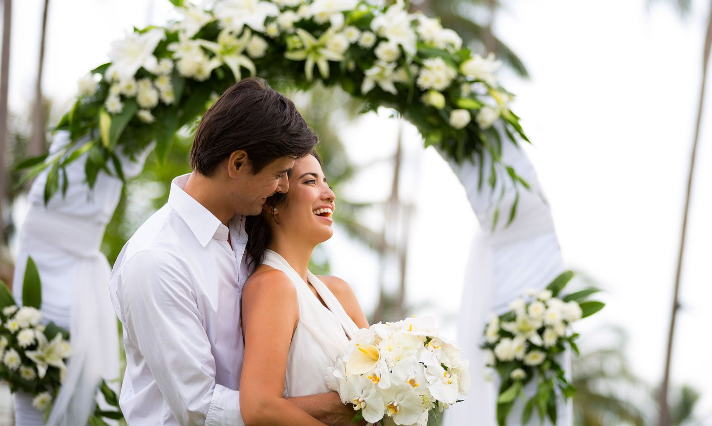 Wedding venue at Crowne Plaza® Phuket Panwa Beach